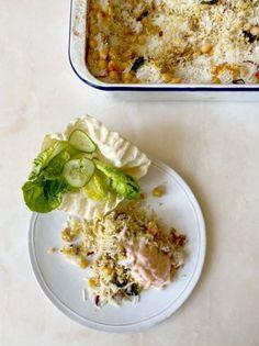 Leftover lamb biryani Pinch Of Spice, Go Veggie, Flavored Milk, Wonderful Recipe, Jamie Oliver, Fresh Mint, Biryani, Veggies, Vegan