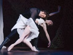 Russian soul: Natalia Osipova in Onegin – in pictures