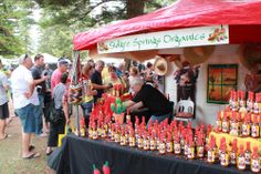 Araluen Chilli Festival, Fremantle