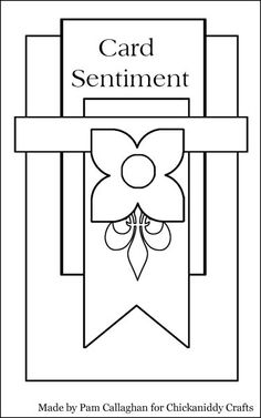 Chickaniddy: August Card Sketch Sneak - savannahland 2