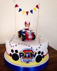 Paw Patrol Cake! Rider!
