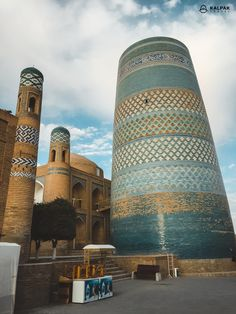 Khiva Travel Guide leads you through major highlights of the stunning city in Uzbekistan, revealing its rich Silk Road history in Central Asia Turkic Languages, Dna Genealogy, Blue Green Eyes, Top Place, Central Asia, Ancient Greek, Asia Travel, Places To See, Blog