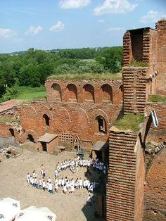 Teutonic Knights Castle - Radzyń Chełmiński