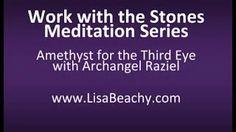 archangel raziel meditation - YouTube