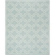 @Overstock.com - Safavieh Hand-woven Moroccan Dhurrie Blue Wool Rug (6' x 9') - Morrocan inspired design and dense hand-woven wool pile highlight this handmade dhurrie rug.  http://www.overstock.com/Home-Garden/Safavieh-Hand-woven-Moroccan-Dhurrie-Blue-Wool-Rug-6-x-9/7997074/product.html?CID=214117 AUD              312.60