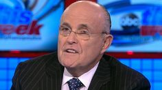 """Giuliani Says Trump Better For US 'Than a Woman' -      Top Trump adviser  Rudy Giuliani  referred to the Republican nominee as """"a man who has this kind of economic genius,"""" contrasting  the GOP  h..."""