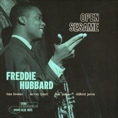 FREDDIE HUBBARD - title Open Sesame / year 1960 / label Blue Note