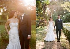 love this couples style, classic, chic and effortless