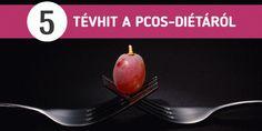 5 tévhit a PCOS-diétáról – PCOS & Egészség