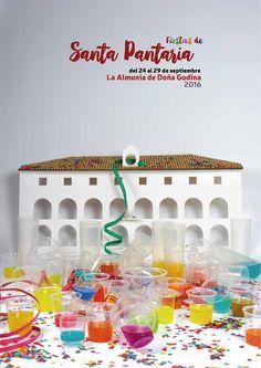 Resultado de imagen de fiestas patronales de la almunia de doña godina 2016