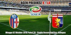 Prediksi Bola Bologna vs Genoa 2 Oktober 2016