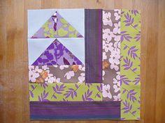 Kaye Prince's Flying North block. I LOVE this block! Love the colours, love the layout, love it lots!