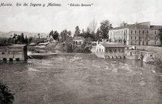 Rio Segura, molinos d los Álamos, convento S Fco