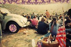 woodstock ☮༺♥༻~ Hippie Soul ~༺♥༻☮