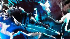 """bring on the waves"" Art by: Ashley Kunz  Acrylic & Pouring Medium www.facebook.com/AutumnInDecember  #art #abstract #liquitex60th #acrylic #pouringmedium #whimsical #colorful #wallart #abstract #abstractart #abstractartist #abstractpainting #acrylic #art #arte #artgallery #artist #artwork #color #colour #creative #myart #onlineart #onlineartgallery #paint #painting #paintings #phototag #wallart #mixedmedia"
