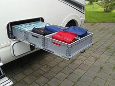 caravan storage ideas 491244271846841175 - RG Regalbau für Reisemobile Source by Hose Storage, Diy Garage Storage, Camper Storage, Storage Ideas, Pickup Camping, Small Travel Trailers, Bmw Autos, Camper Van Conversion Diy, Camper Trailers