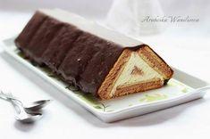 Polish Recipes, Tiramisu, Banana Bread, Cake Recipes, Cheesecake, Deserts, Food And Drink, Cooking Recipes, Sweets