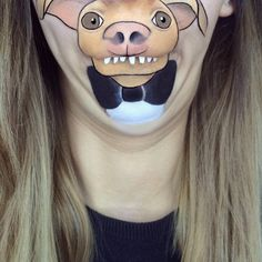 Laura Jenkinson back to make up the mouth with new characters