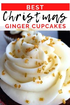 Easy Candied Ginger Cupcakes with Cream Cheese Frosting are the perfect dessert for any holiday celebration. This recipe is made from scratch using clove, cinnamon, applesauce, and candied ginger… More
