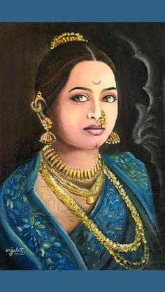 Elegant Makeup, Canvas Art, Canvas Prints, Beauty Quotes, Got Print, Fine Art America, Indian Jewelry, Art Gallery, Beautiful Women