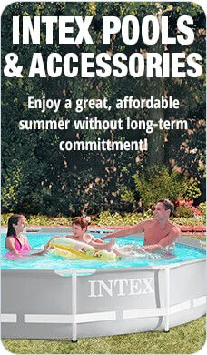 """Summer Waves 22/' x 52/"""" Frame Pool Set w//Floating Cooler w//Cup Holder and Floats"""