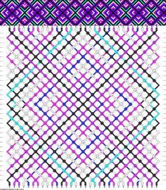 32 strings, 6 colors, 32 rows