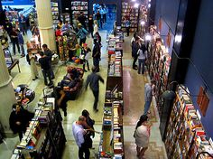 The Last Bookstore Downtown Los Angeles #DTLA. Photo by #brighamyen.com