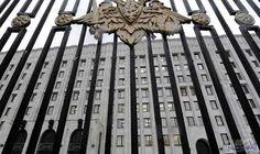 وزارة الدفاع الروسية تؤكد أن المعارضة المدعومة…: وزارة الدفاع الروسية تؤكد أن المعارضة المدعومة من أميركا تقصف الأحياء السكنية في سوريا…
