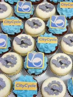 Corporate Cupcakes - Logo