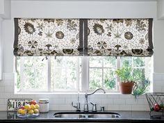Captivating Window Treatment Ideas As Wells As Window Valances ...