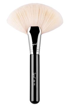 Tools clipart Sigma Beauty Fan Brush, Size One Size - No Color Sigma Beauty Fan Brush Fan Brush Makeup, Hair Brush, It Cosmetics Brushes, Makeup Brushes, Cosmetic Brushes, Sigma Brushes, Large Fan, Brush Cleanser, How To Apply Blush