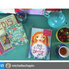 Just because the #2015workbook contest is wrapped up doesn't mean you have to stop sharing your oh so lovely photos that make me squeal with excitement! #repost @michellechapin ・・・