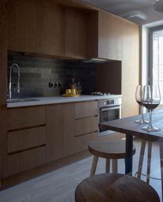 Interior Design | MuraDesign Kitchen Cabinets, Interior Design, Park, Table, Furniture, Home Decor, Nest Design, Decoration Home, Home Interior Design