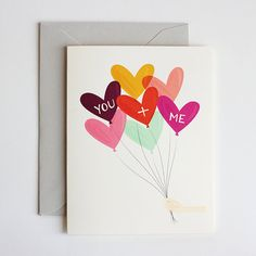 Anniversary Card- happy anniversary love you card card for him card for her husband wife boyfriend girlfriend greeting card congrats card