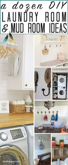 12 Diy Laundry Room Mudroom And Foyer Ideas Got The Itch To