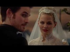 """Once Upon a Time 6x20 """"Ending Scene"""" Emma and Hook Couple Dance Season 6 Episode 20 - YouTube"""
