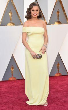 Oscars 2016: Red Carpet Arrivals Andra Day, 2016 Oscars, Academy Awards, Arrivals