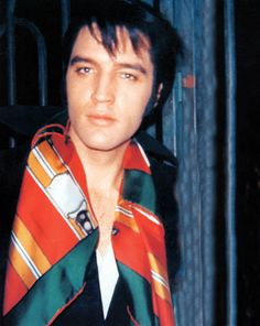 """Elvis was the only man from Northeast Mississippi who could shake his hips and still be loved by..."