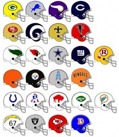 Helmet clipart nfl - 15 Hight quality cliparts for free - BJ Ambis Nfl Football Helmets, Nfl Football Teams, Football Memes, School Football, Football Stuff, Football Things, Bills Football, American Football League, National Football League
