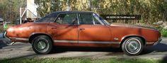 1971 cutlass 4 door - Google Search