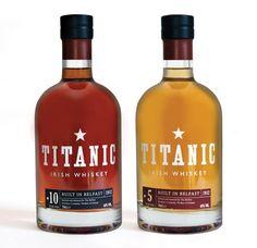 Titanic Irish Whiskey – Adam Crane