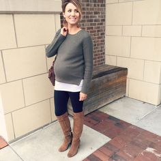 great maternity outfit ideas all in one post together