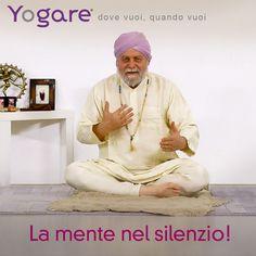 La mente al punto zero con Siri Gopal Singh su #yogare http://yogare.eu/video-177
