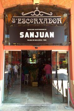 """Die neue Markthalle """"Mercado Gastronomico San Juan"""" in Palma hat eröffnet!   Mehr auf http://cookiesformysoul.de/eroeffnung-des-mercado-gastronomico-san-juan-der-alte-schlachthof-sescorxador-in-palma-de-mallorca-wird-zur-streetfood-meile-yeah/"""