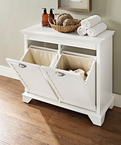 out minimalist double hamper tilt storage build bathroom clothes s with hampers wooden cabinet