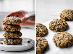 Oatmeal Breakfast Cookies | Occasionally Eggs