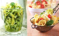 Vegetarische Gerichte für Feinschmecker - Kochen ohne Fleisch - Vegetarische Rezepte sind weitaus vielseitiger, als Sie vielleicht denken. Denn die Zeiten, in denen kein Gericht ohne Fisch oder Fleisch was hermachen konnte, sind längst vorbei...