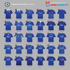 History of Chelsea FC Kits Rangers Football, Rangers Fc, Football Kits, Table Football, Chelsea Wallpapers, Chelsea Fc Wallpaper, Manchester United, Chelsea Fc News, Chelsea Team