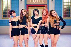 EXID - Lie MV Still Cuts - Album on Imgur