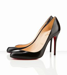 CHRISTIAN LOUBOUTIN -MAUDISSIMA -100MM - LEATHER